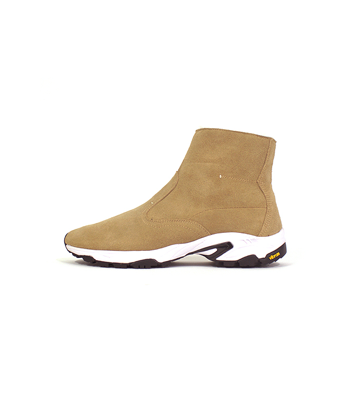 mythography 16 a/w  sheepskin boots (beige)