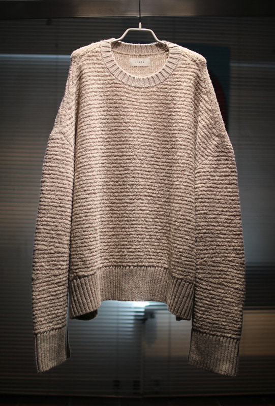 OVER Knit [BEIGE]