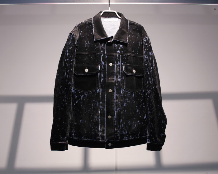 VELVET DENIM JKT TYPE 507XX