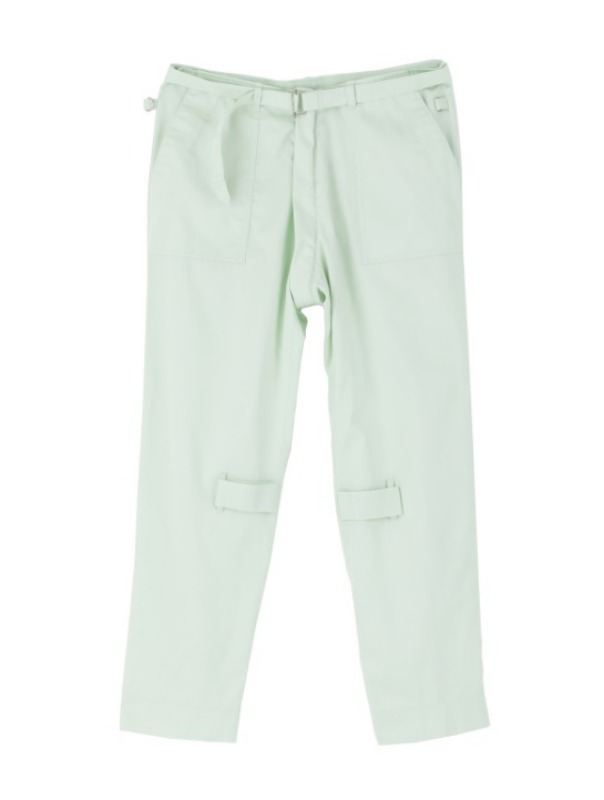 M.N.P. PANTS SATIN(MINT)